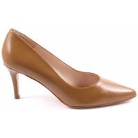 Schuhe Damen Pumps Stephen Allen 2445 10 Braun