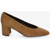 Schuhe Damen Pumps St. Gallen 1000-310 Braun