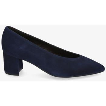 Schuhe Damen Pumps St. Gallen 1000-310 Blau