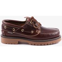 Schuhe Damen Derby-Schuhe Snipe 21801 Braun