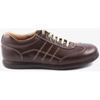 Schuhe Herren Sneaker Traveris 24102 Braun