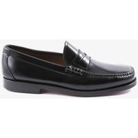 Schuhe Herren Slipper Kennebec S21 Schwarz