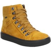 Schuhe Mädchen Sneaker High Legero Schnuerschuhe HEAVEN 1-006501-6000 gelb