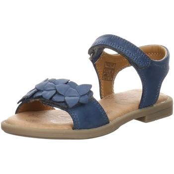 Schuhe Mädchen Sandalen / Sandaletten Vado Schuhe  MAEDCHEN SANDALE LEDE 28205-ANNA/118 blau