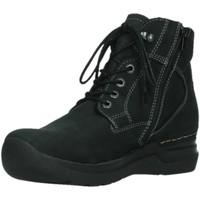 Schuhe Damen Stiefel Wolky Stiefeletten Why not 0661216-505 schwarz