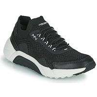Schuhe Herren Sneaker Low Skechers ENDURO-SILVERTON Schwarz