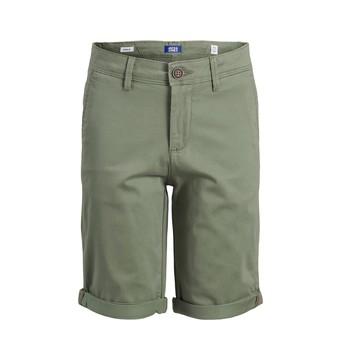 Kleidung Jungen Shorts / Bermudas Jack & Jones JJIBOWIE JJSHORTS Beige