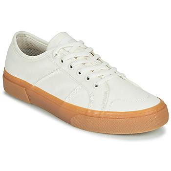 Schuhe Herren Sneaker Low Globe SURPLUS Weiss
