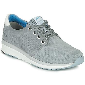 Schuhe Damen Sneaker Low Allrounder by Mephisto KYRA PERF Blau