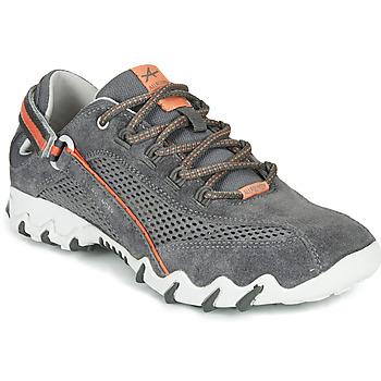 Schuhe Damen Sportliche Sandalen Allrounder by Mephisto NIRO LACE Grau