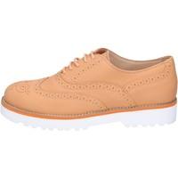 Schuhe Damen Derby-Schuhe & Richelieu Hogan BK655 Braun