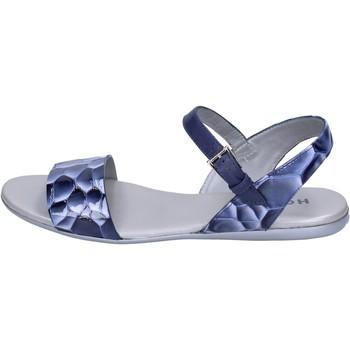 Schuhe Damen Sandalen / Sandaletten Hogan BK656 Blau