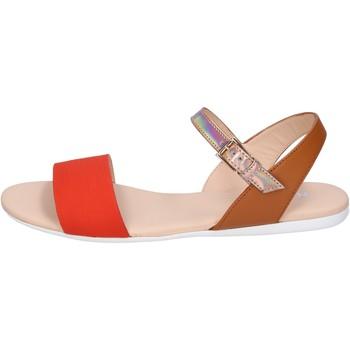 Schuhe Damen Sandalen / Sandaletten Hogan BK659 Orange