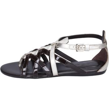 Schuhe Damen Sandalen / Sandaletten Hogan BK663 Braun