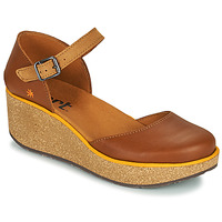 Schuhe Damen Pantoffel Art PARMA Braun