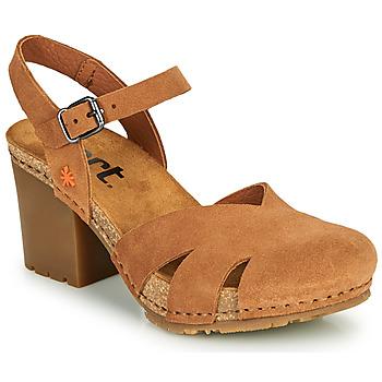 Schuhe Damen Pumps Art SOHO Braun