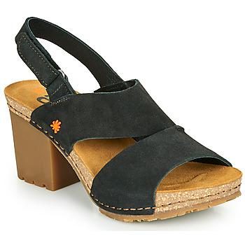 Schuhe Damen Sandalen / Sandaletten Art SOHO Schwarz