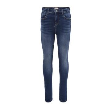 Kleidung Mädchen Slim Fit Jeans Only KONPAOLA Blau