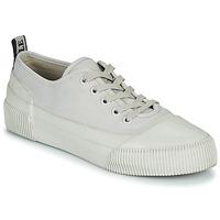 Schuhe Damen Sneaker Low Aigle RUBBER LOW W Weiss
