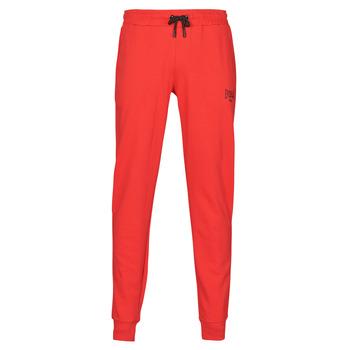 Kleidung Herren Jogginghosen Everlast EVL- BASIC JOG PANTS Rot