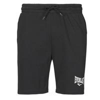 Kleidung Herren Shorts / Bermudas Everlast CLIFTON Schwarz