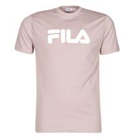 Kleidung T-Shirts Fila PURE SHORT SLEEVE Violett