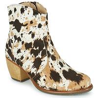Schuhe Damen Low Boots Neosens MUNSON Multicolor