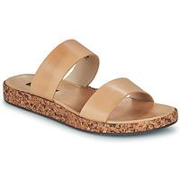Schuhe Damen Pantoffel Neosens TARDANA Beige