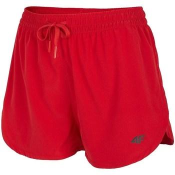 Kleidung Damen Shorts / Bermudas 4F SKDT004 Rot