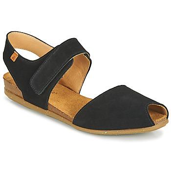 Schuhe Damen Sandalen / Sandaletten El Naturalista STELLA Schwarz