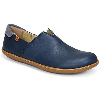Schuhe Herren Slip on El Naturalista EL VIAJERO Blau