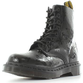 Schuhe Damen Boots Dr Martens 1460 Cassidy W noir