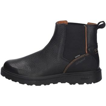Schuhe Herren Boots Grisport 40222O12G SCHWARZ