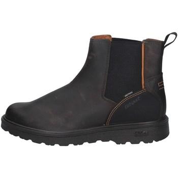 Schuhe Herren Boots Grisport 40222D1G BRAUN