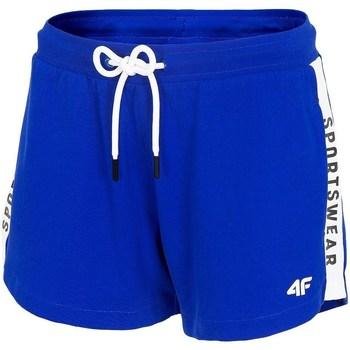 Kleidung Damen Shorts / Bermudas 4F SKDD003 Blau