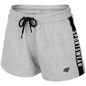 Kleidung Damen Shorts / Bermudas 4F SKDD003 Grau
