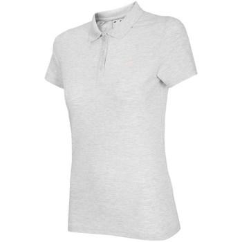 Kleidung Damen Polohemden 4F TSD007 Weiß