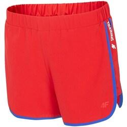 Kleidung Damen Shorts / Bermudas 4F SKDF001 Rot