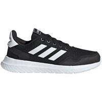 Schuhe Kinder Laufschuhe adidas Originals Archivo K Weiß, Schwarz