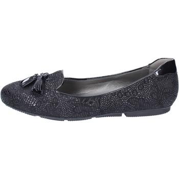 Schuhe Damen Ballerinas Hogan BK670 Schwarz