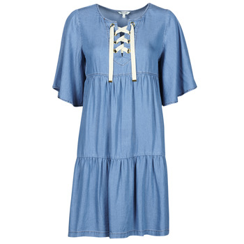 Kleidung Damen Kurze Kleider Kaporal TILAN Blau