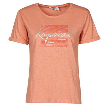 Kleidung Damen T-Shirts Kaporal PUZZU Rose