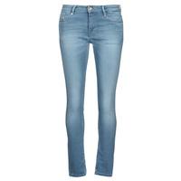 Kleidung Damen Slim Fit Jeans Kaporal LUCE Blau