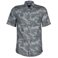 Kleidung Herren Kurzärmelige Hemden Kaporal SID Marine