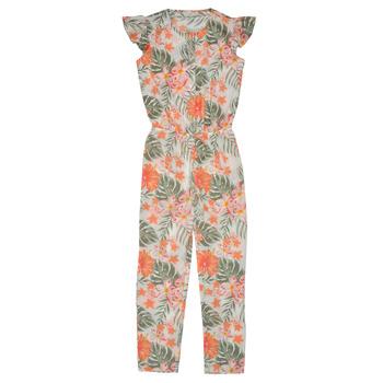 Kleidung Mädchen Overalls / Latzhosen Name it NKFVINAYA JUMPSUIT Multicolor