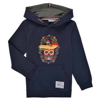 Kleidung Jungen Sweatshirts Name it NKMTUMBO Marine