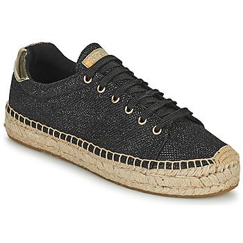 Schuhe Damen Sneaker Low Replay NASH Schwarz