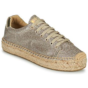 Schuhe Damen Sneaker Low Replay NASH Bronze / Gold