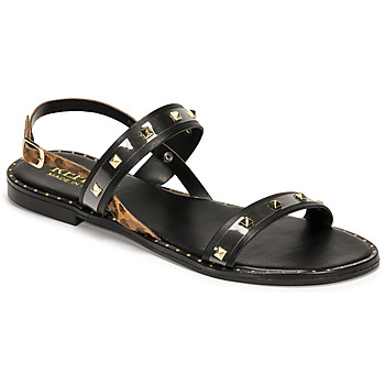 Schuhe Damen Sandalen / Sandaletten Replay NAIROBI Schwarz