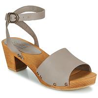 Schuhe Damen Sandalen / Sandaletten Sanita YARA Grau